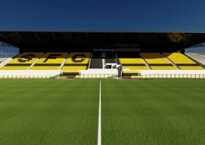 Southport FC Stadium
