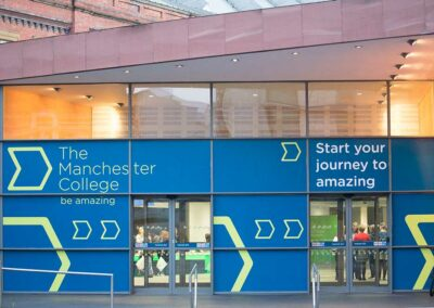 The Manchester College Campus Refurbishment