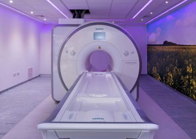 MRI Suite at The Christie
