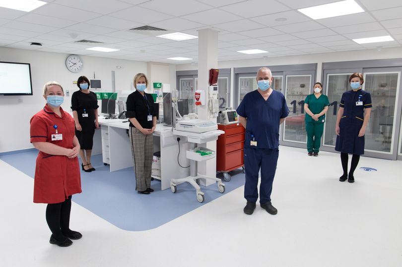 City Build Completes £1m A&E Upgrade in 12 Weeks