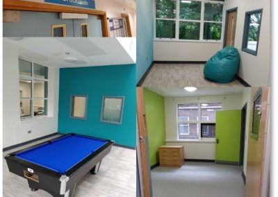 Brooklands PICU and Greenways Seclusion Unit