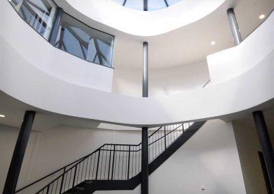 Runshaw College Student Services Building